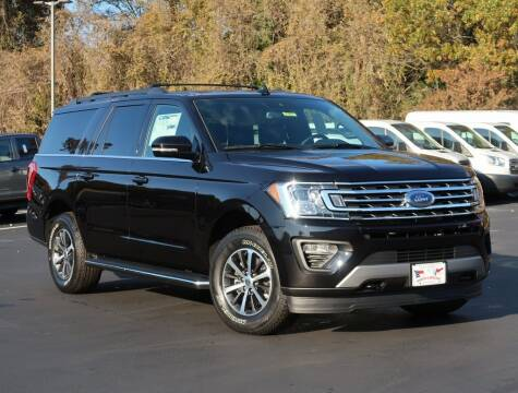 2020 Ford Expedition MAX for sale at Stearns Ford in Burlington NC