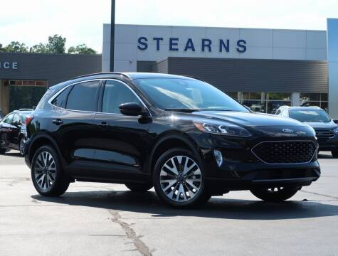 2020 Ford Escape for sale at Stearns Ford in Burlington NC