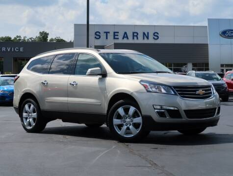 2017 Chevrolet Traverse for sale at Stearns Ford in Burlington NC