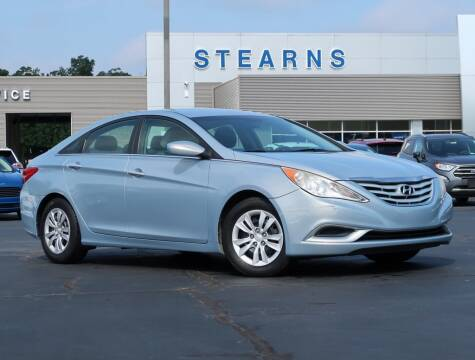 2011 Hyundai Sonata for sale at Stearns Ford in Burlington NC