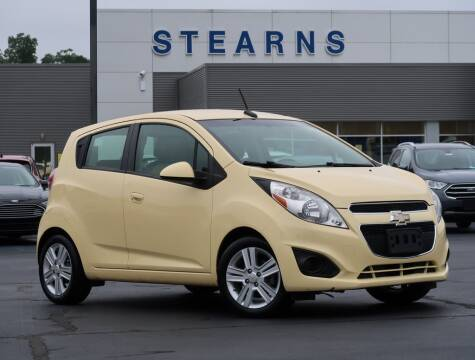 2014 Chevrolet Spark for sale at Stearns Ford in Burlington NC