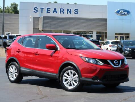 2017 Nissan Rogue Sport for sale at Stearns Ford in Burlington NC