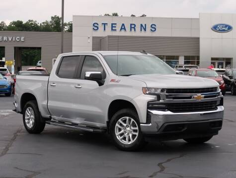 2019 Chevrolet Silverado 1500 for sale at Stearns Ford in Burlington NC