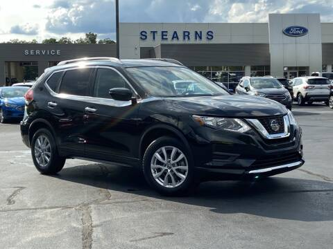 2019 Nissan Rogue for sale at Stearns Ford in Burlington NC