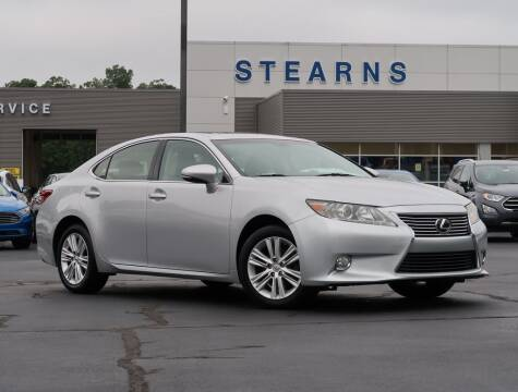 2013 Lexus ES 350 for sale at Stearns Ford in Burlington NC