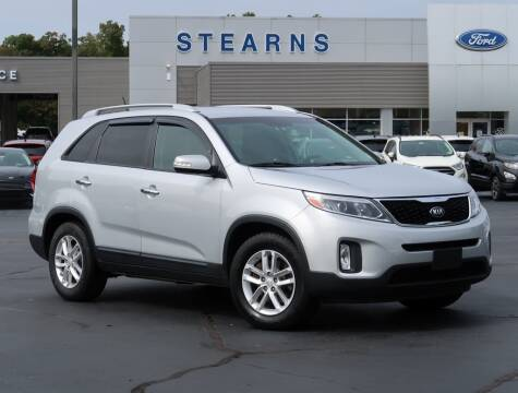 2014 Kia Sorento for sale at Stearns Ford in Burlington NC