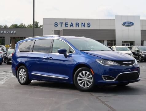 2019 Chrysler Pacifica for sale at Stearns Ford in Burlington NC