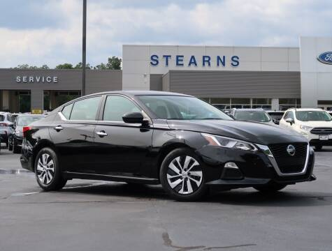 2020 Nissan Altima for sale at Stearns Ford in Burlington NC