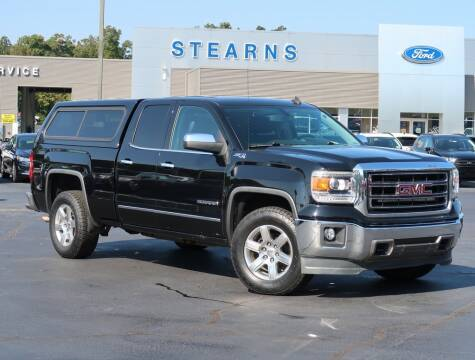 2014 GMC Sierra 1500 for sale at Stearns Ford in Burlington NC