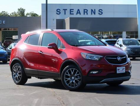2019 Buick Encore for sale at Stearns Ford in Burlington NC