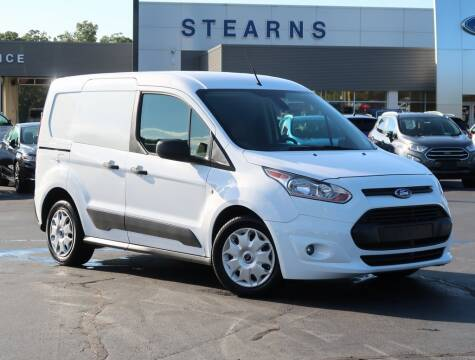 2016 Ford Transit Connect Cargo for sale at Stearns Ford in Burlington NC