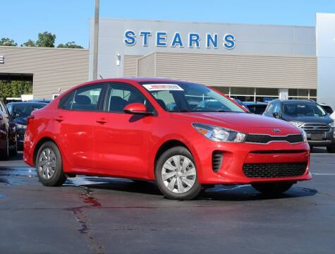 2020 Kia Rio for sale at Stearns Ford in Burlington NC