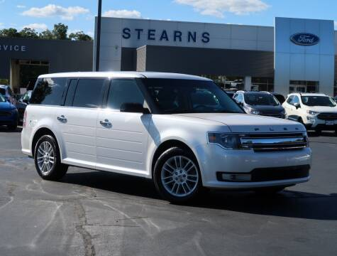 2016 Ford Flex for sale at Stearns Ford in Burlington NC