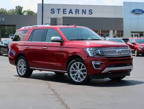 2019 Ford Expedition for sale at Stearns Ford in Burlington NC