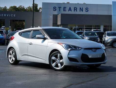 2014 Hyundai Veloster for sale at Stearns Ford in Burlington NC