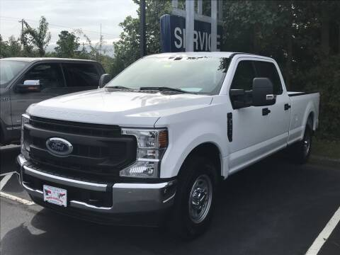 2020 Ford F-250 Super Duty for sale at Stearns Ford in Burlington NC