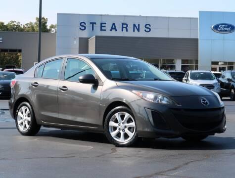 2010 Mazda MAZDA3 for sale at Stearns Ford in Burlington NC