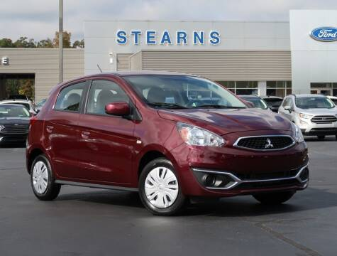 2019 Mitsubishi Mirage for sale at Stearns Ford in Burlington NC