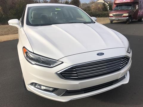 2017 Ford Fusion for sale in Burlington, NC