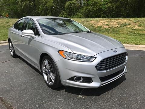 2015 Ford Fusion for sale in Burlington, NC