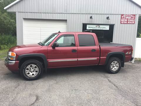 2006 GMC Sierra 1500 for sale in Ballston Spa, NY
