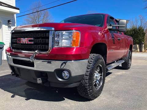 2013 GMC Sierra 2500HD for sale in Ballston Spa, NY