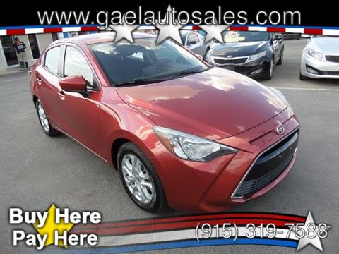 2016 Scion iA for sale in El Paso, TX