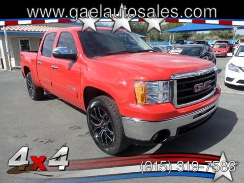 2012 GMC Sierra 1500 for sale in El Paso, TX