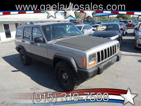 2000 Jeep Cherokee for sale in El Paso, TX