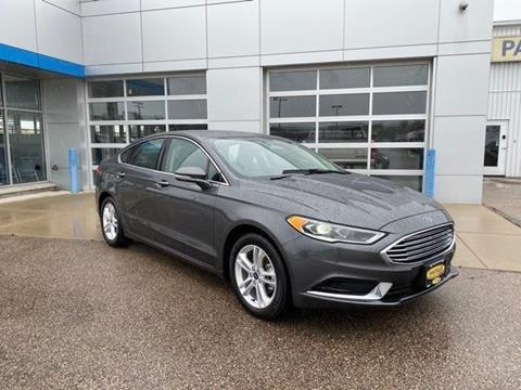 2018 Ford Fusion for sale in Beloit, WI