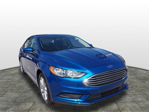 2017 Ford Fusion for sale in Knox, IN
