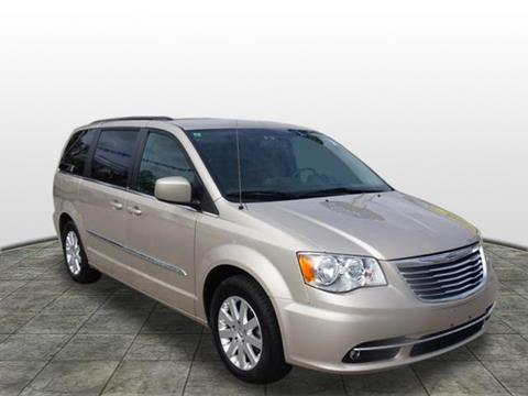 2012 Chrysler Town and Country for sale in Knox, IN