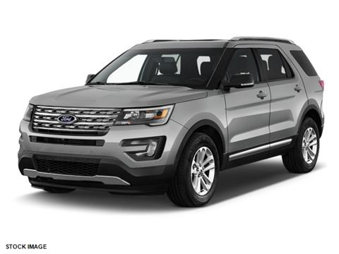 2017 Ford Explorer for sale in Knox, IN