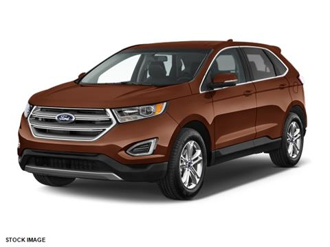 2017 Ford Edge for sale in Knox, IN