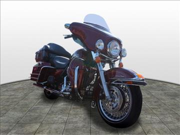 2010 Harley-Davidson FLHTCU for sale in Knox, IN