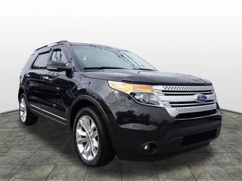 2011 Ford Explorer for sale in Knox, IN