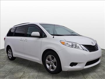 2013 Toyota Sienna for sale in Knox, IN