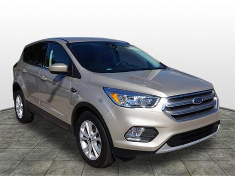 2017 Ford Escape for sale in Knox, IN