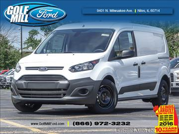 2017 Ford Transit Connect Cargo for sale in Niles, IL