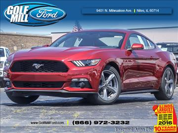 2017 Ford Mustang for sale in Niles, IL