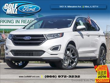 2017 Ford Edge for sale in Niles, IL