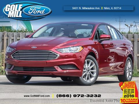 2017 Ford Fusion for sale in Niles, IL