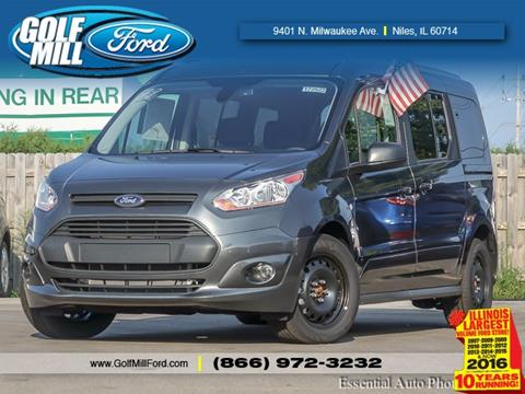 2017 Ford Transit Connect Wagon for sale in Niles, IL