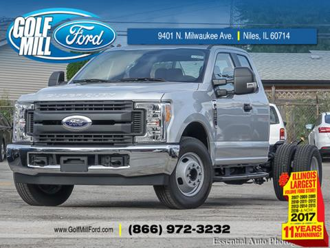 2017 Ford F-350 Super Duty for sale in Niles, IL
