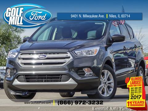 2018 Ford Escape for sale in Niles, IL