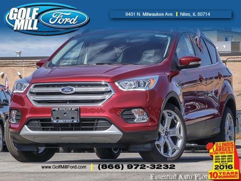 2017 Ford Escape for sale in Niles, IL