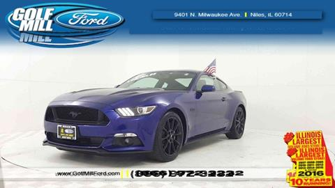 2016 Ford Mustang for sale in Niles, IL