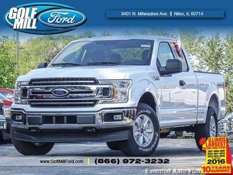 2018 Ford F-150 for sale in Niles, IL