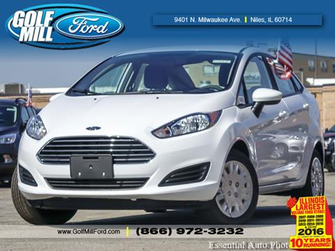 2017 Ford Fiesta for sale in Niles, IL