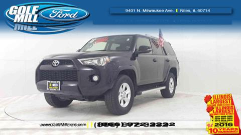 2015 Toyota 4Runner for sale in Niles, IL